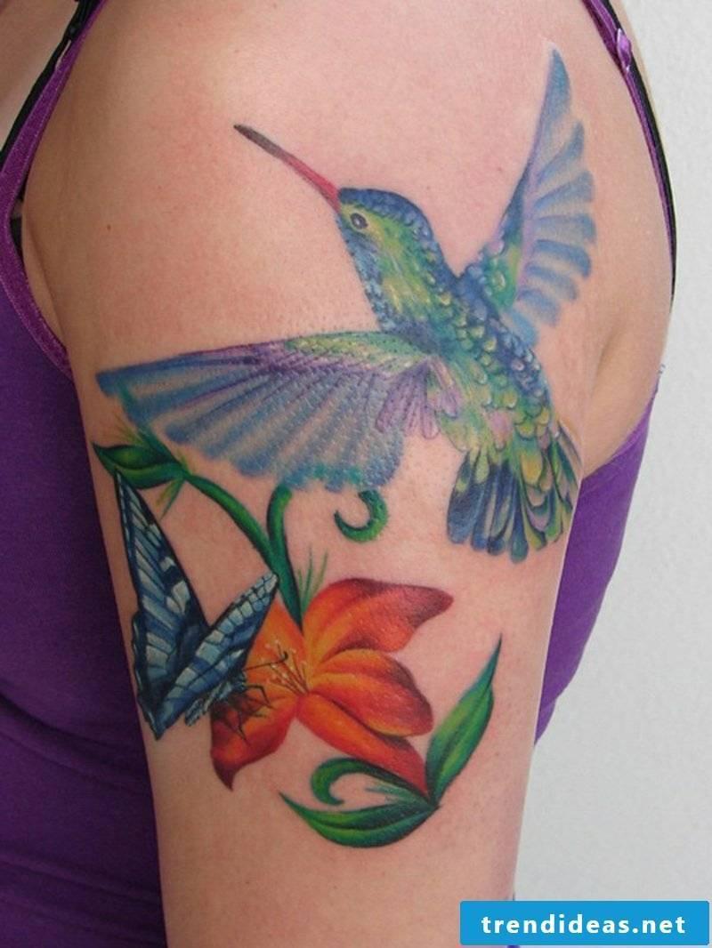 tattoo hummingbird-38 hummingbird tattoo