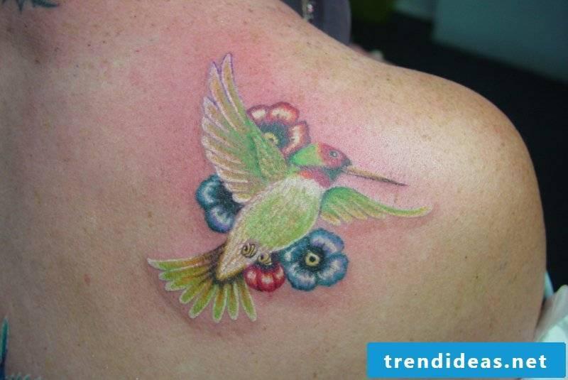 tattoo hummingbird-717561