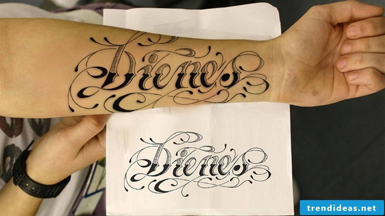 beautiful Native Tattoo