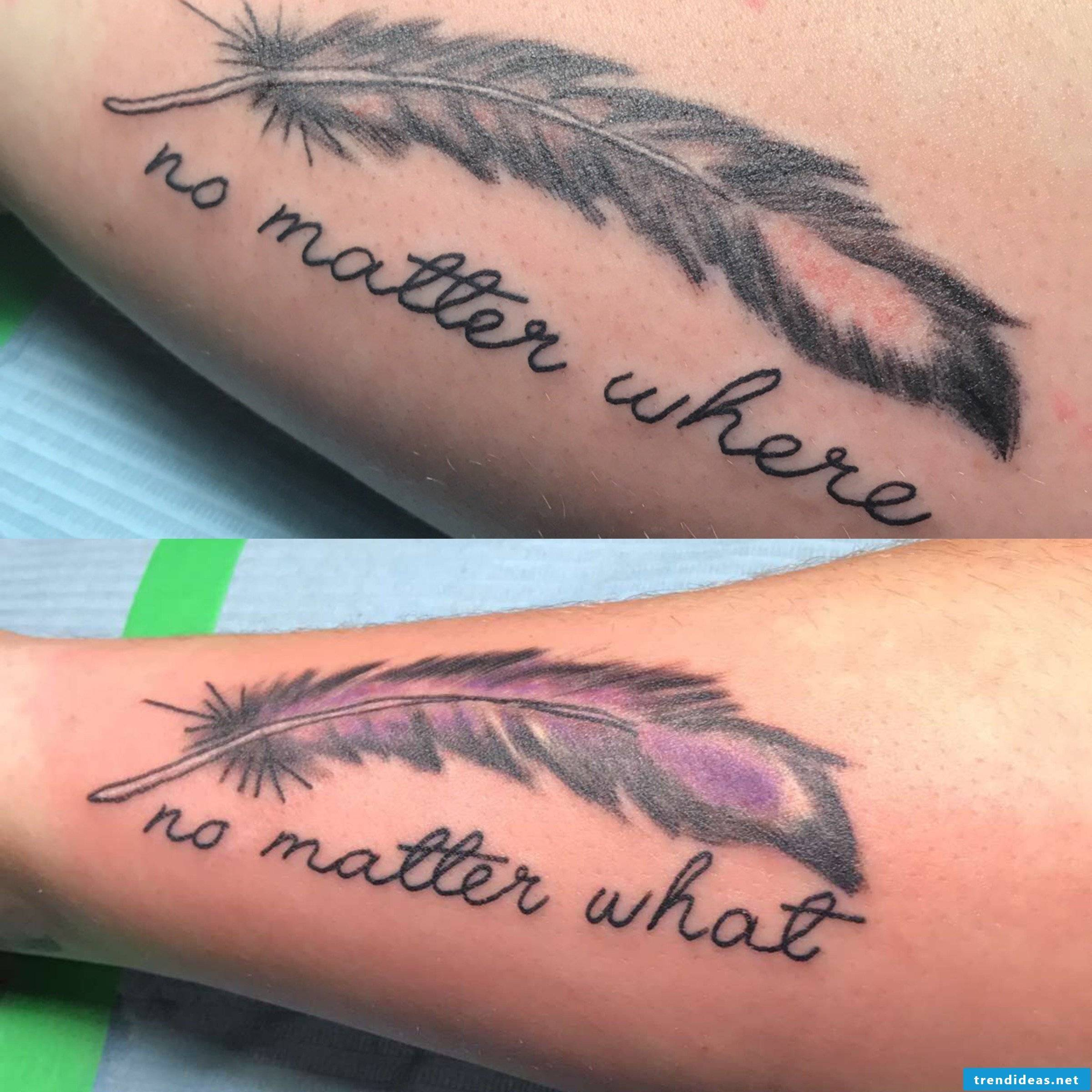 Friendship Tattoo