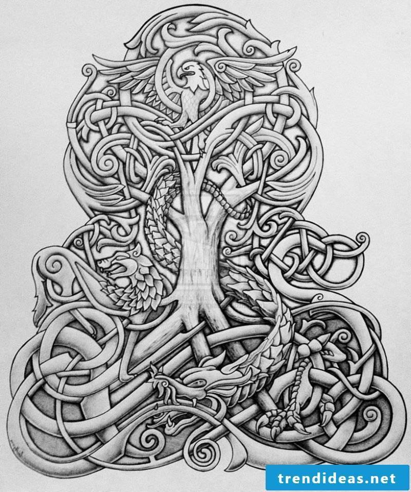 tattoo spirit 50 ideas for tree of life tattoo
