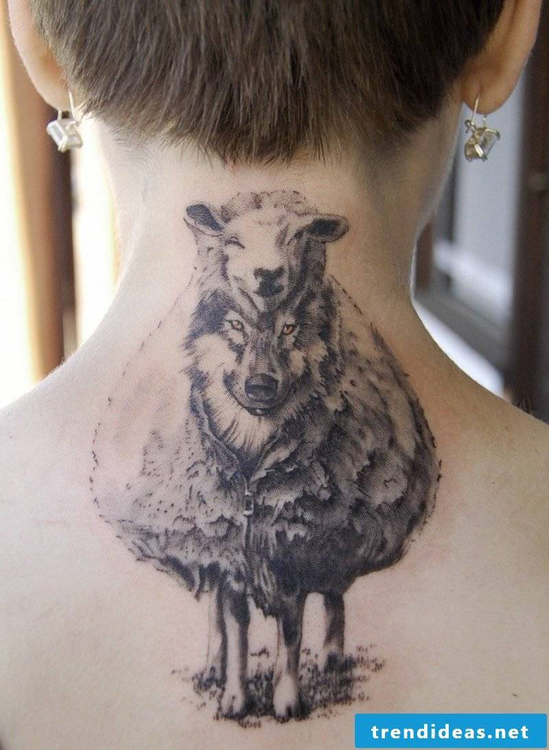tattoo wolf 60 inspirational ideas for men and women