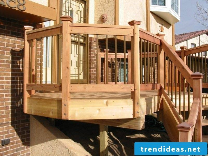 terra senge lander-most-beautiful-wood-porch-railing