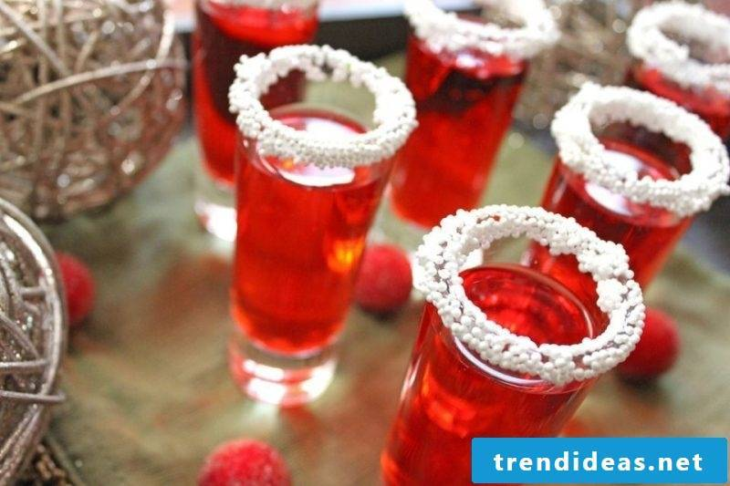 Cocktail Recipes Raspberry Shots
