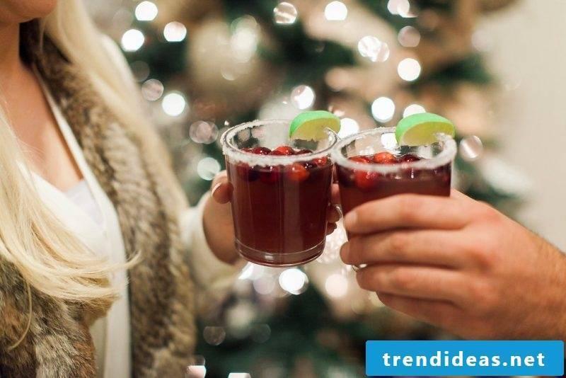 Cocktail Recipes Cranberry Margarita