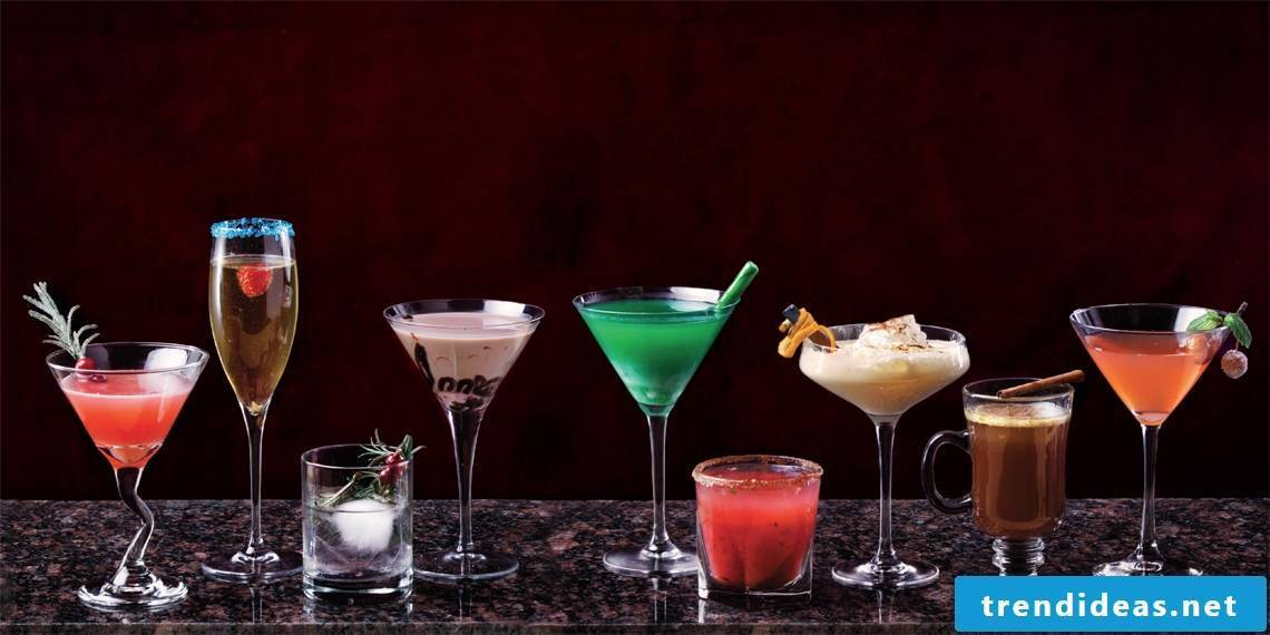The best cocktail recipes