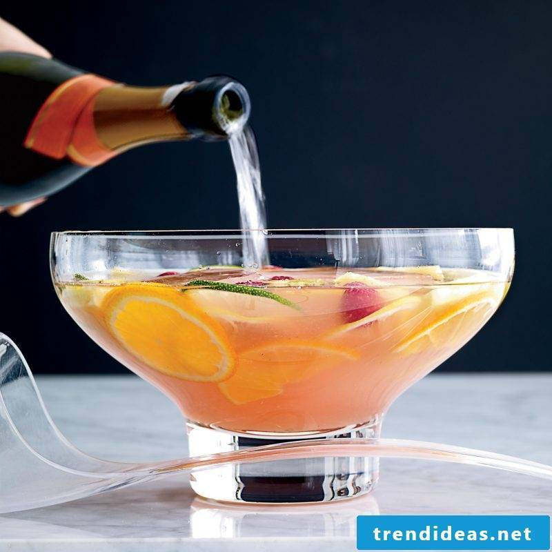 Cocktail Recipes Christmas punch