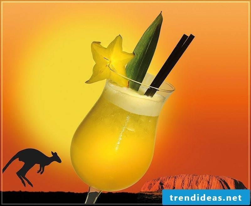Cocktail Recipes - Flying Kangaroo