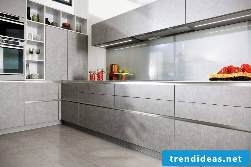 Kitchen brands silver design