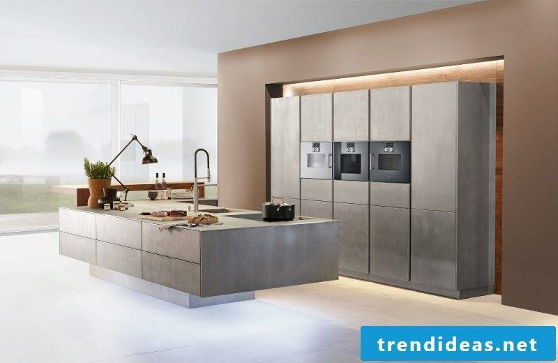 Kitchen brands Zeyko Metal