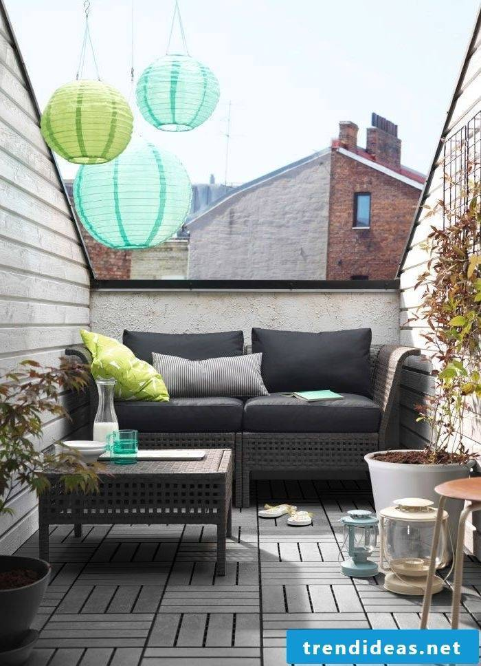 Build terrace and set up DIY ideas
