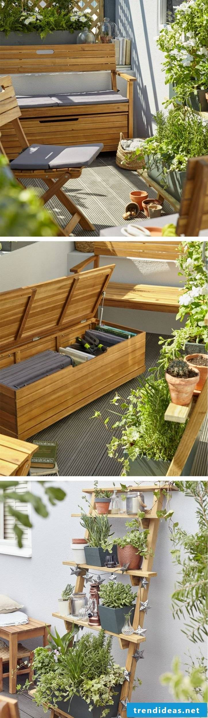 Terraces and garden design Ideas to imitate