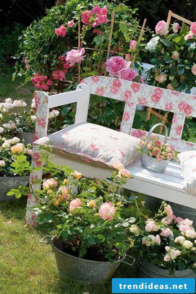 Design and decorate the terrace with DIY instructions