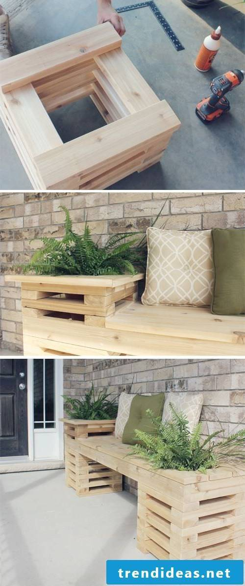 Terraces ideas decoration