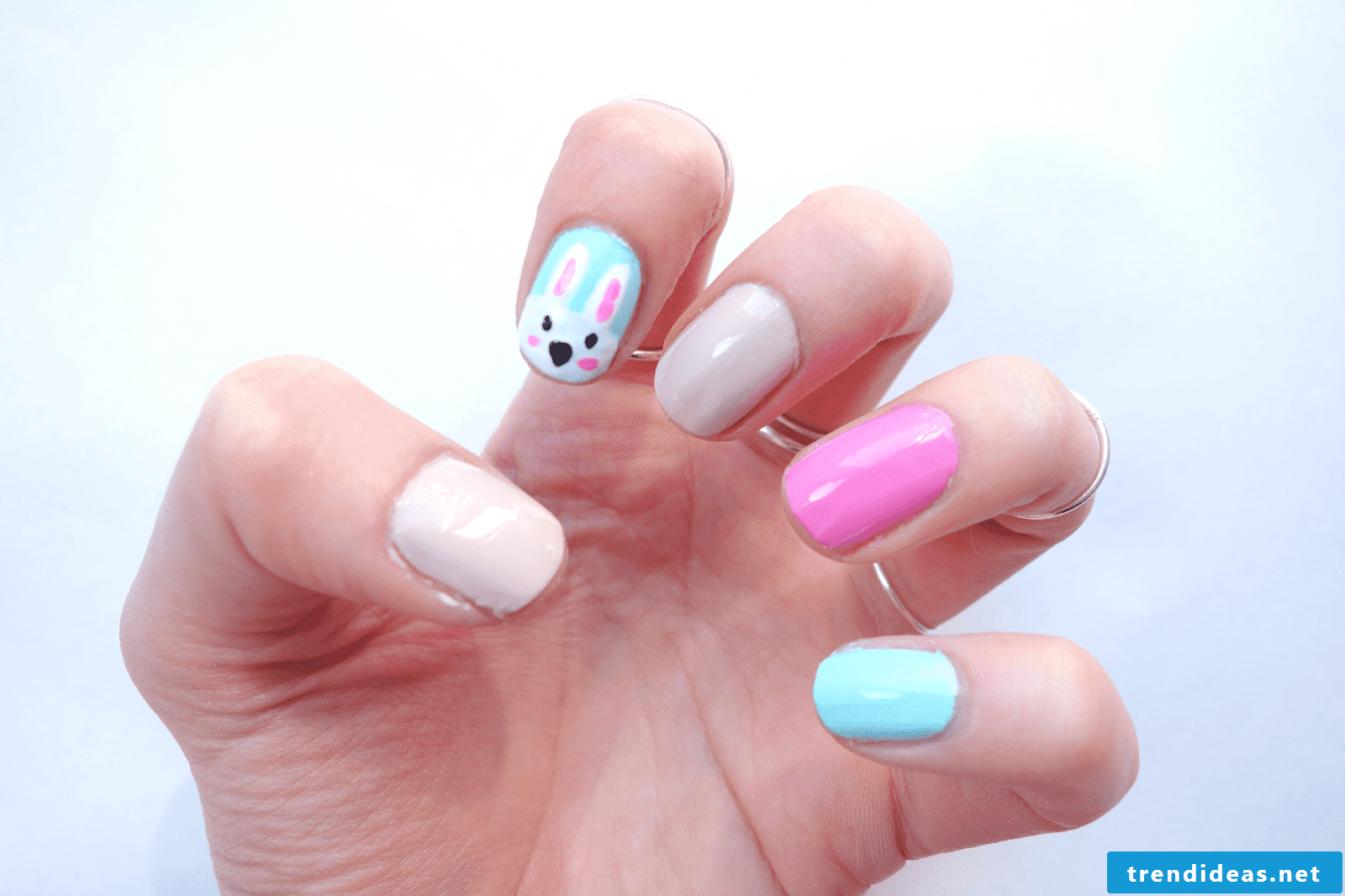 The Best Nail Design For Easter 2018 23 Great Ideas Best Trend Ideas