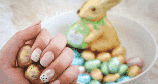 The BEST nail design for Easter 2018 + 23 great ideas