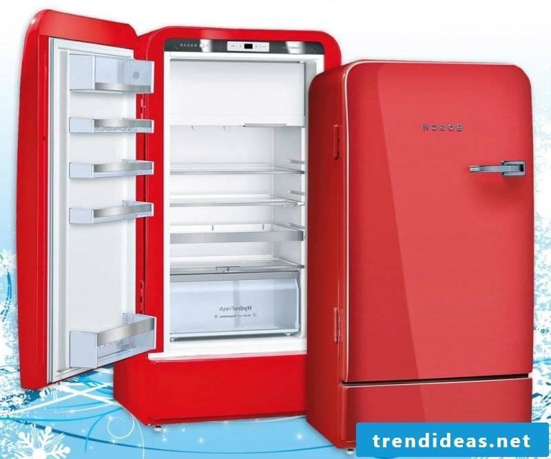 Bosch retro refrigerator design