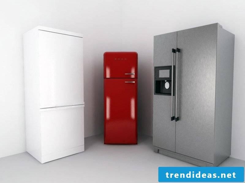 Bosch retro refrigerator models