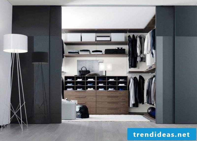Built-in wardrobe ideas