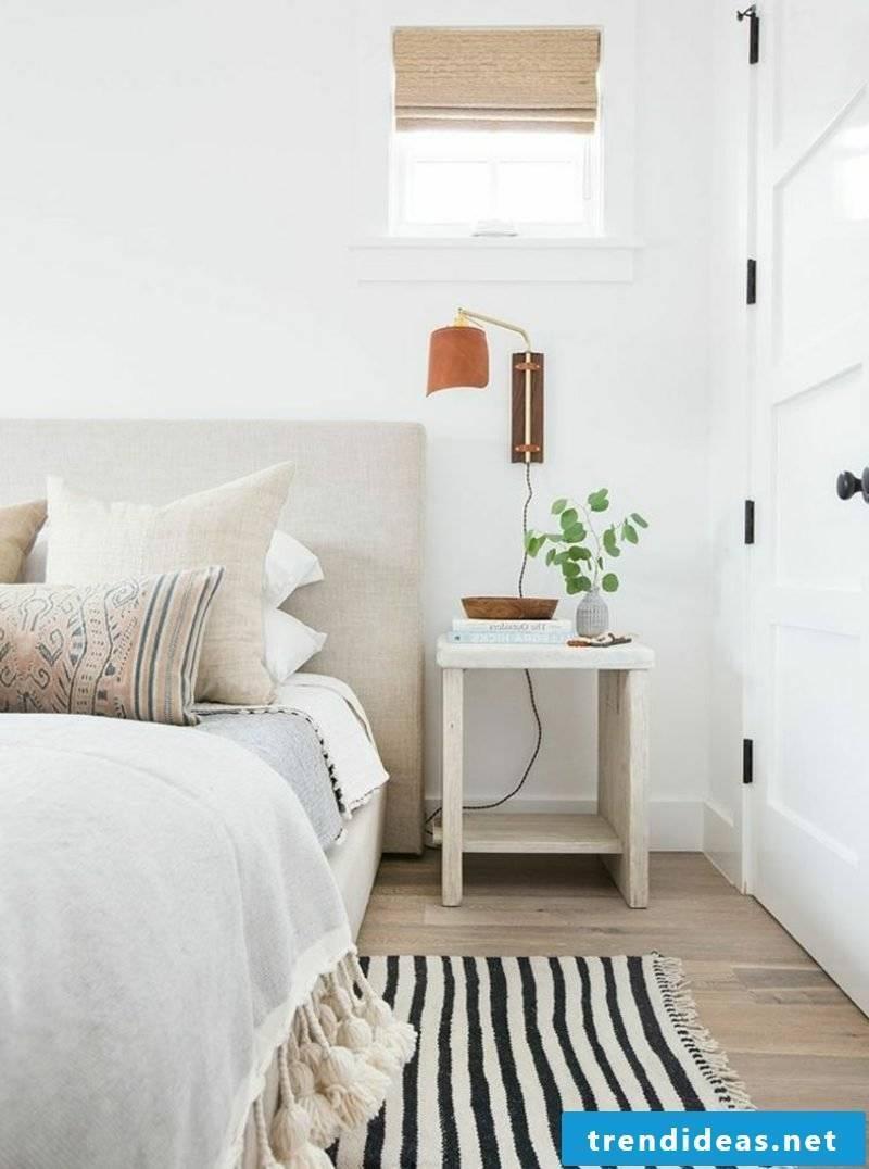 Living ideas bedroom neutral color lighting