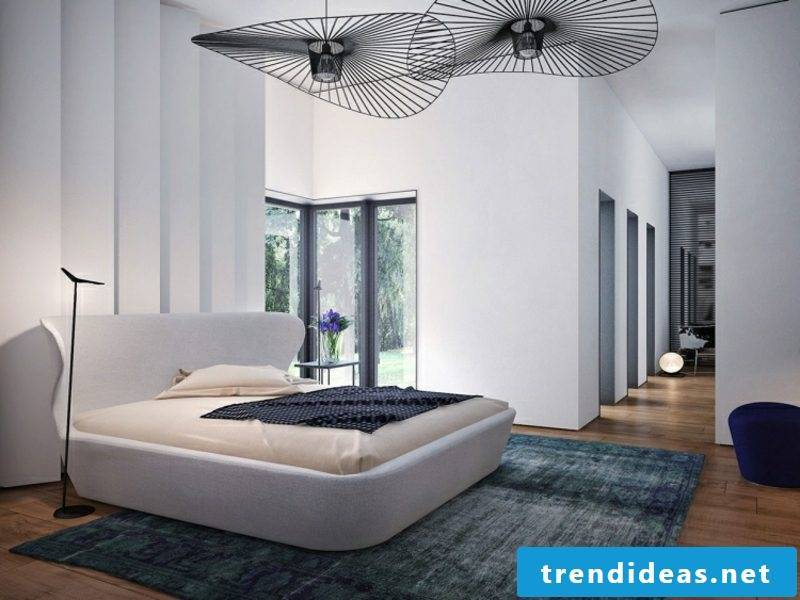 Bedroom decor lighting gorgeous lamps