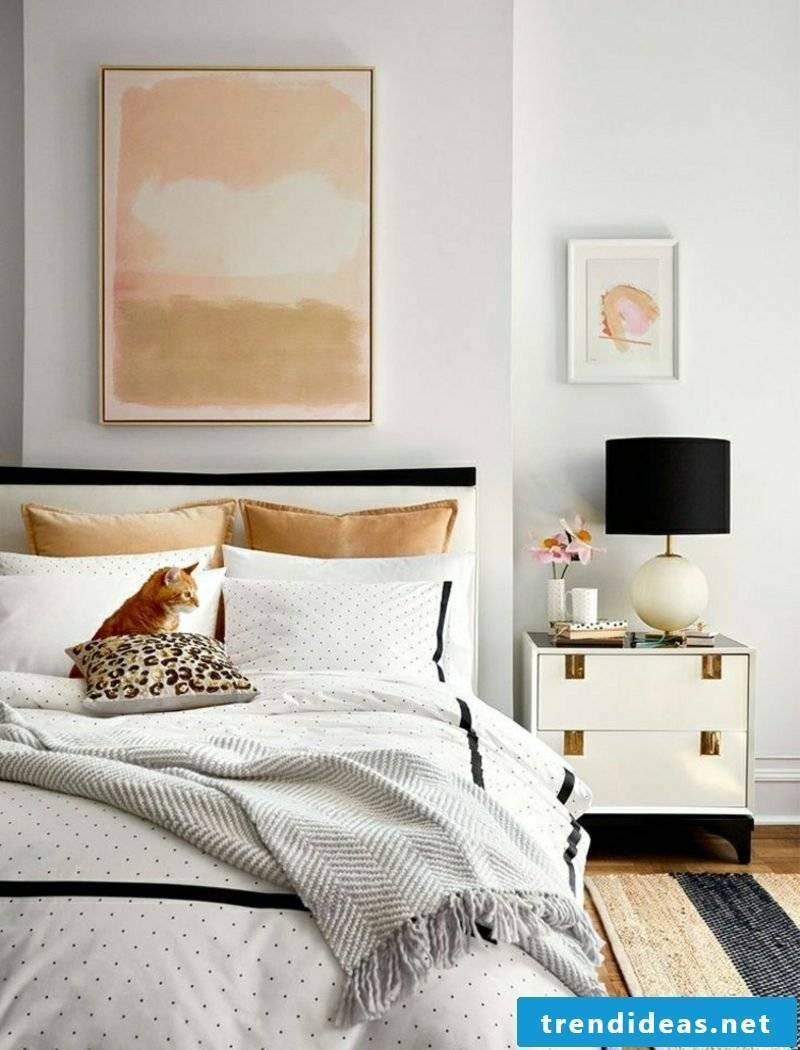 Pictures bedroom attractive wall decoration
