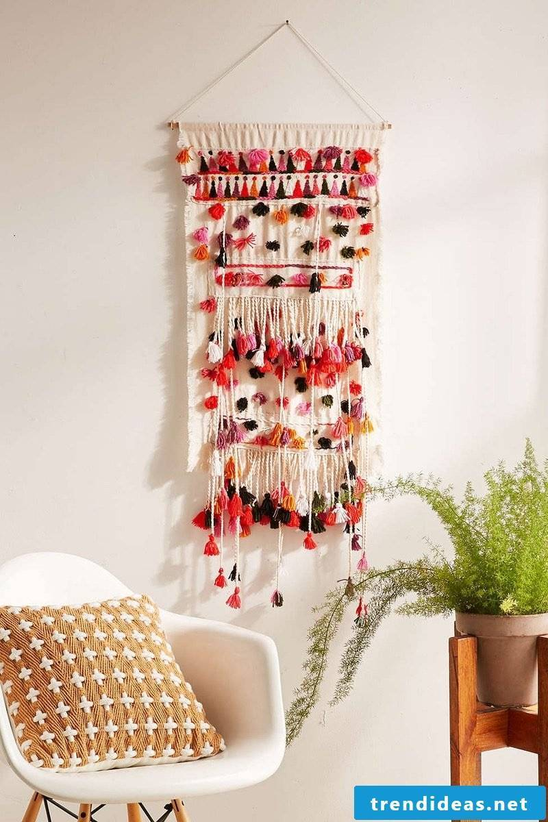 wall decoration tapestry diy decor flat decorate creative decoration ideas