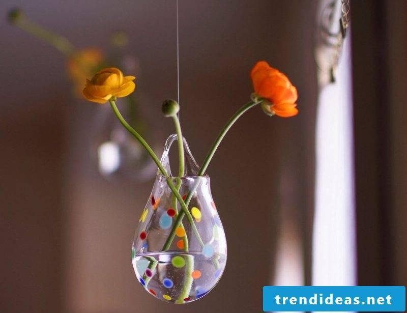 flowers decoration hanging creative diy decoration ideas living room