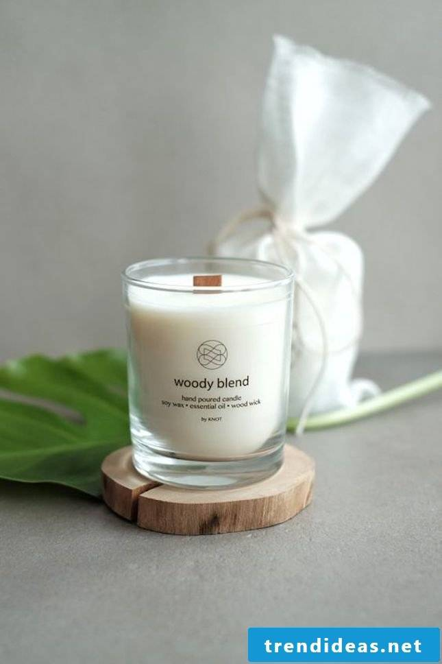 Luxury scented candles decorating home decorating yourself