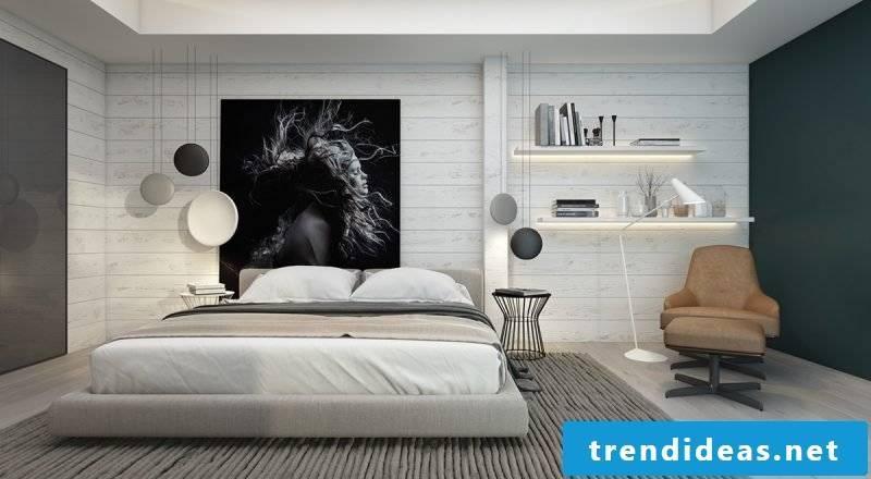 decorating bedroom set up hanger