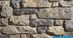 The new trend: 41 ideas for wall panels with stone look