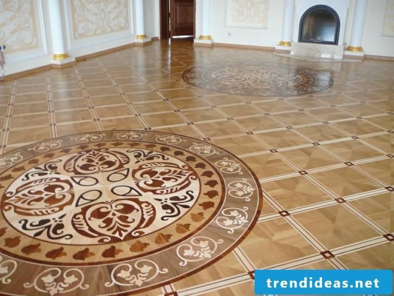 the perfect parquet floor