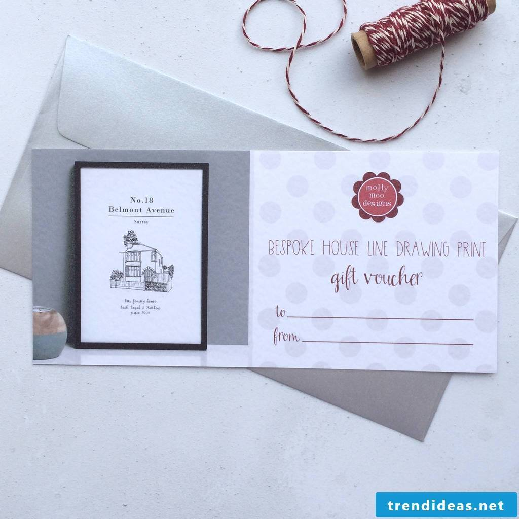Coupon ideas for wedding gift