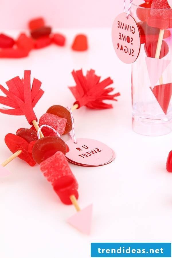 Great DIY ideas for Valentine's Day
