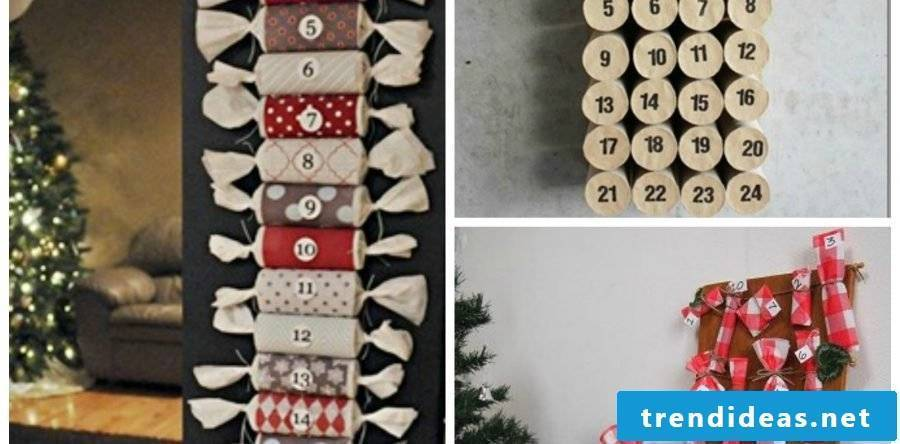 Advent calendar Ideas to imitate