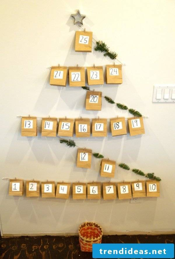 Create advent calendars easily