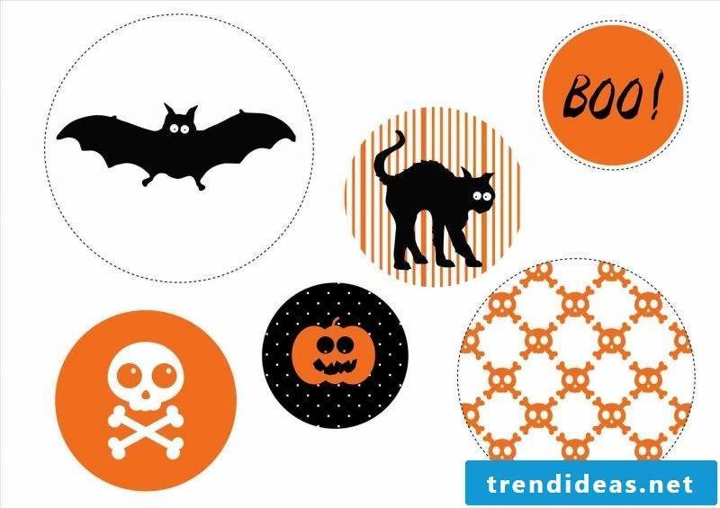 Halloween invitation cards for free printable