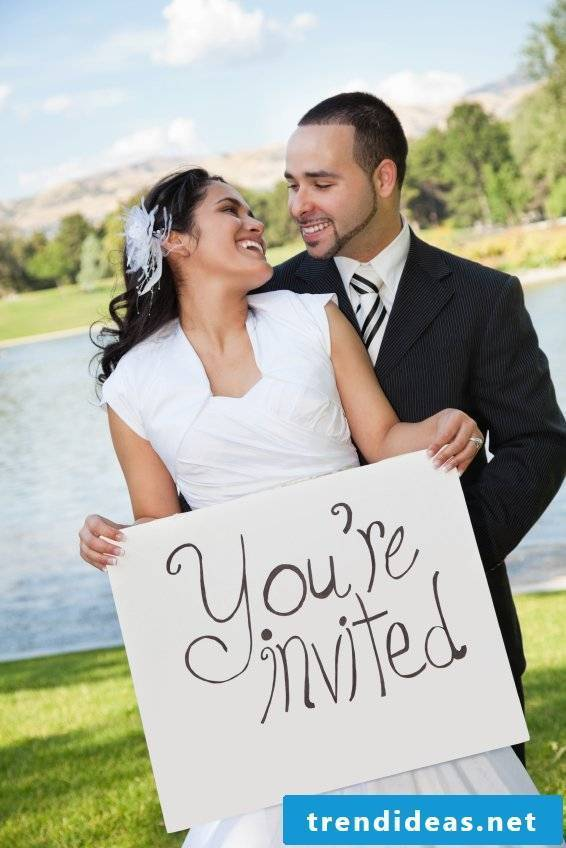tinker wedding cards make fun when they work together