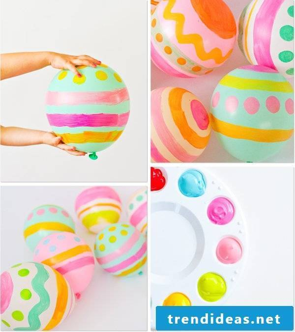 Crafting ideas - make Easter gifts yourself