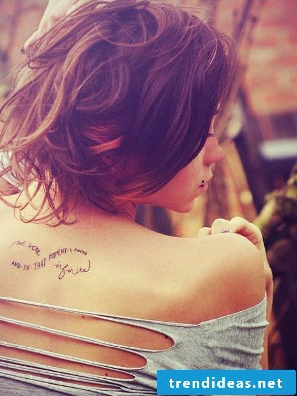short tattoo saying tattoo writings