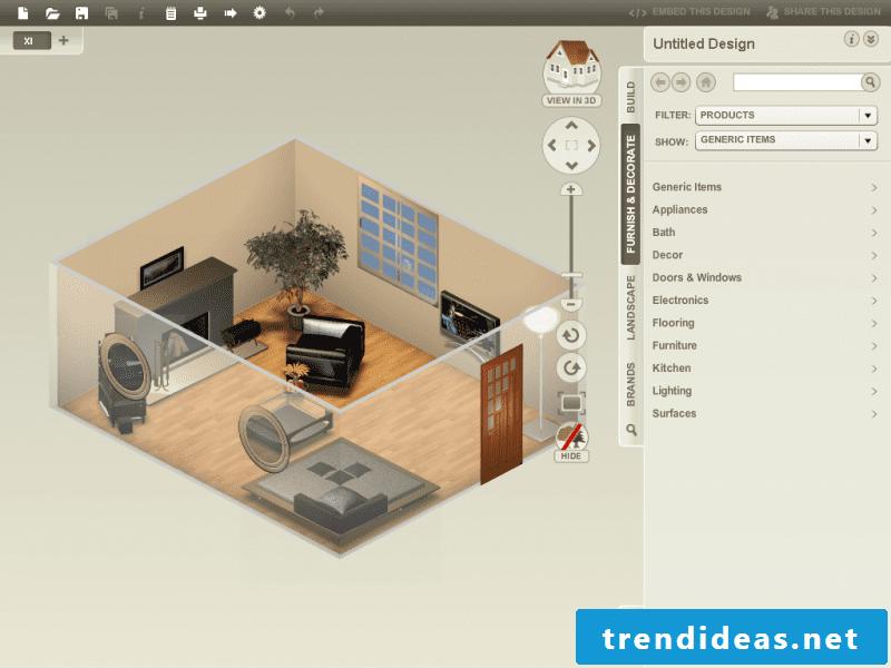 free room designer online homestyler