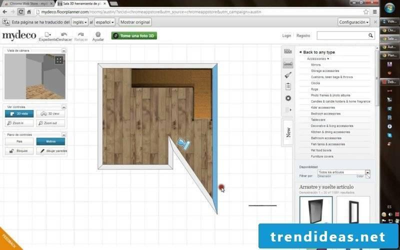 free room designer 3D My Deco