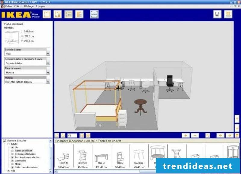 Interior designer IKEA Home planner