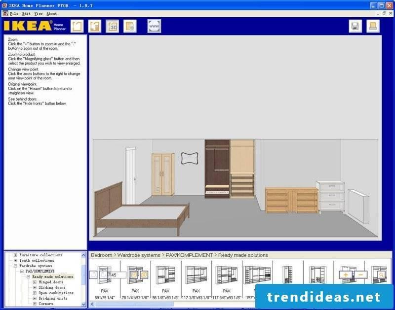 free interior designer IKEA Home Planner