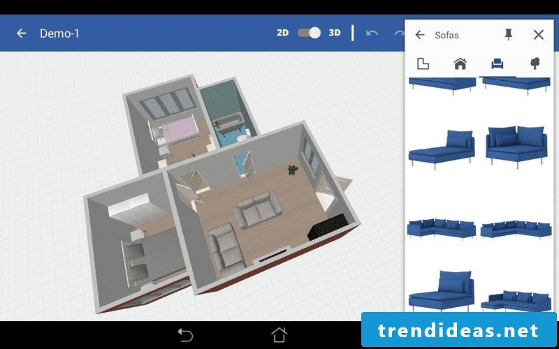 Interior designer online IKEA