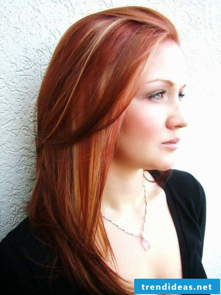 Trend 2016 Is Copper Brown Hair Color 36 Hairstyles Best Trend Ideas