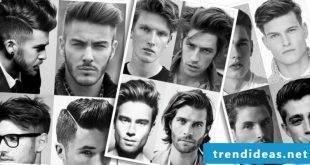 Trend hairstyles 2015 for men - trends and modern styling variants