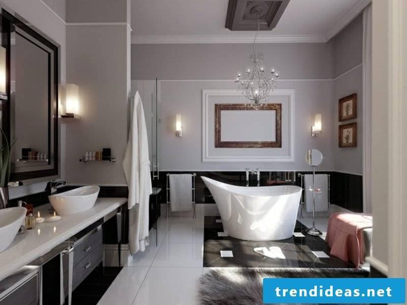 elegant stylish bathroom lamps