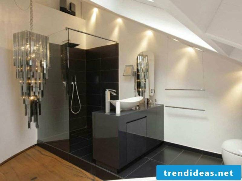 designer effective bathroom lighting