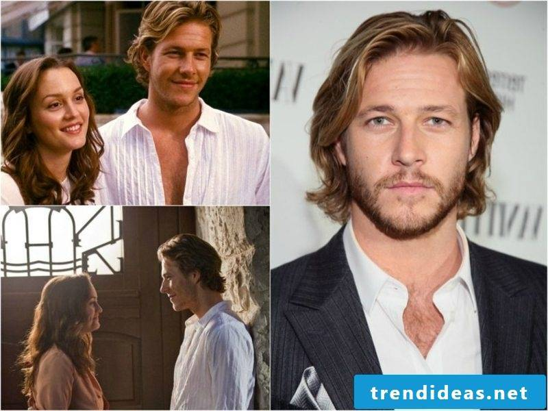 Men's hairstyling trends for 2015 medium-length hair